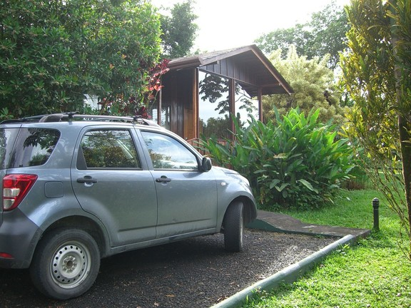 Lodge im Hotel