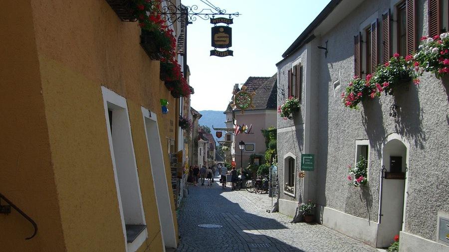 Gasse in Dürnstein
