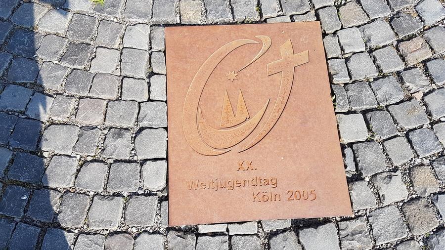 20. Weltjugendtag Köln 2005