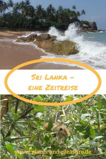 Natur auf Sri Lanka