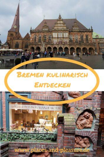 [Sponsored Post] Folge mir auf eine touristische und kulinarische Entdeckungsreise durch Bremen