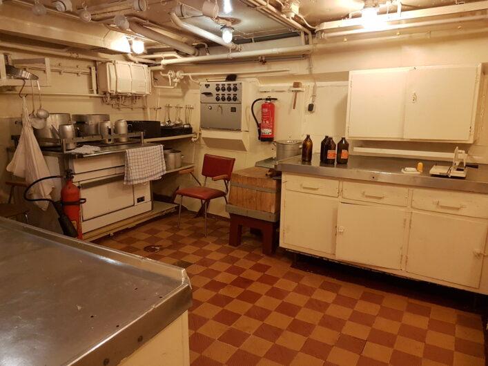 Küche in der Gera