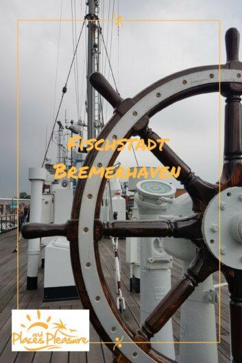 [Sponsored Post] Folge mir auf eine kulinarische Entdeckungsreise rund um den Fisch durch die Fischstadt Bremerhaven.