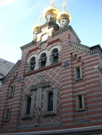 Russiche Kirche in Kopenhagen