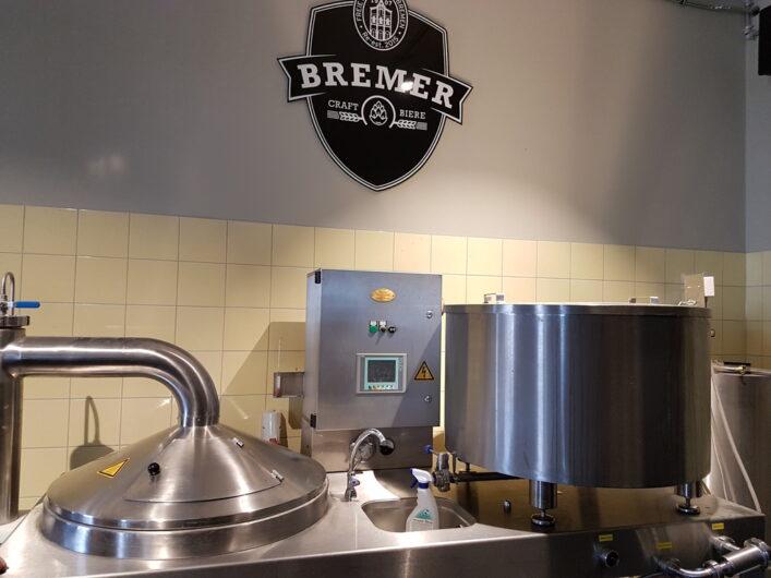 Bierwerkstatt der Union Brauerei