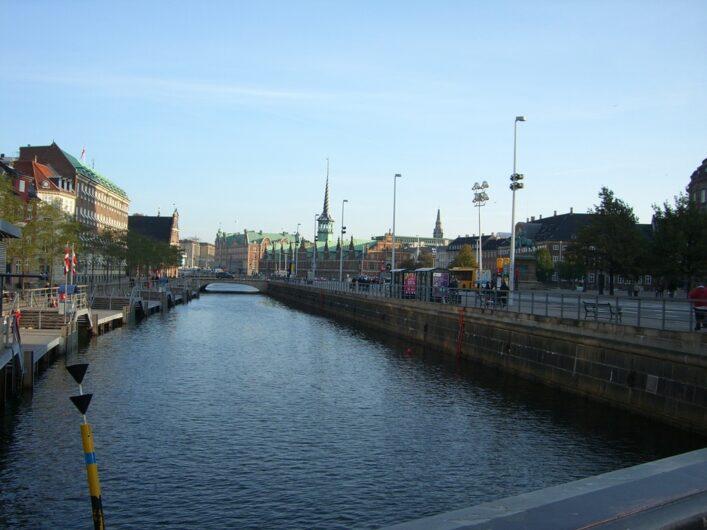 Kanäle in Kopenhagen