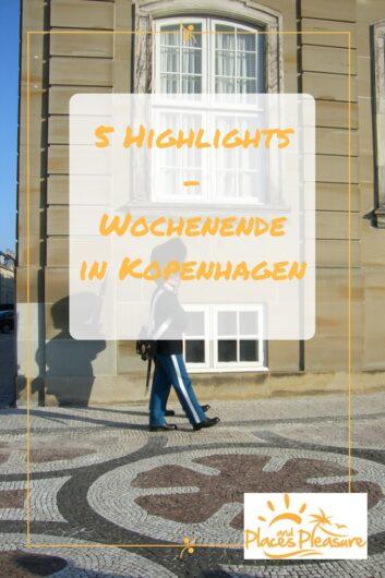 Ein Wochenende in Kopenhagen - genau das Richtige für eine kleine Auszeit. Erfahre hier, welche 5 Dinge du dort unbedingt machen musst. #Kopenhagen #Dänemark #Städtereisen