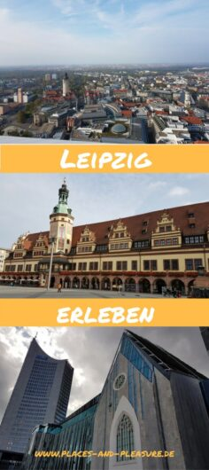 Leipzig - eine Stadt mit Geschichte und Charme. Folge mir zu den Sehenswürdigkeiten der Stadt und hol dir Tipps für den kulinarischen Genuss.