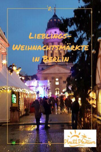 Gehst du auch so gerne auf den Weihnachtsmarkt? Dann komm mit auf meine zwei liebsten in Berlin. #Weihnachtsmarkt #Berlin