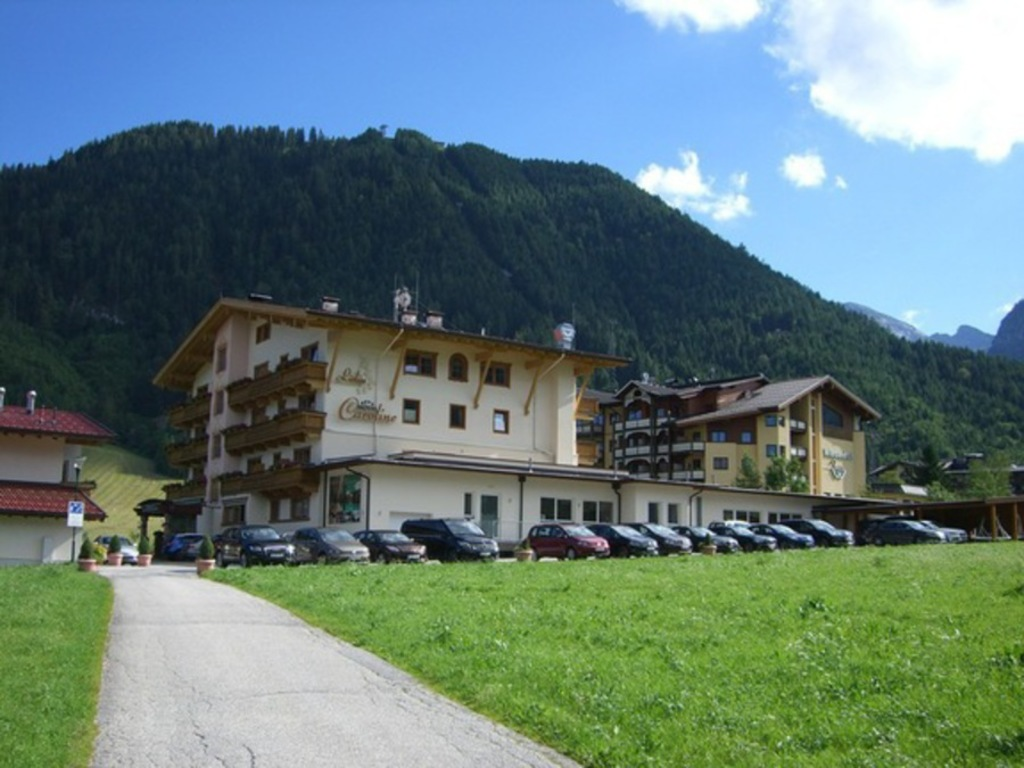 Hotel Caroline in Pertisau am Achensee