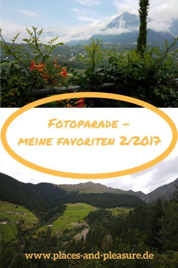 Impressionen vor allem aus Südtirol und Apulien findest du in meinem Beitrag zur Fotoparade. #FopaNet