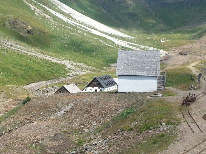 Knappenhäuser auf dem Schneeberg