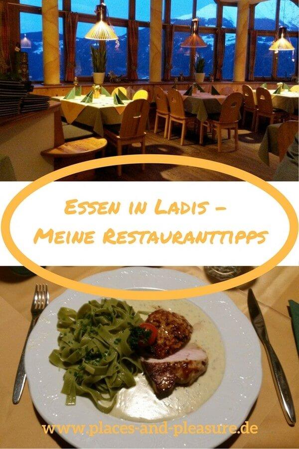Du fährst in den Urlaub nach Ladis und suchst eine Restaurantempfehlung? Hier habe ich zwei gute Adressen für ein leckeres Essen am Mittag oder Abend. #Tirol #Ladis #Restaurant