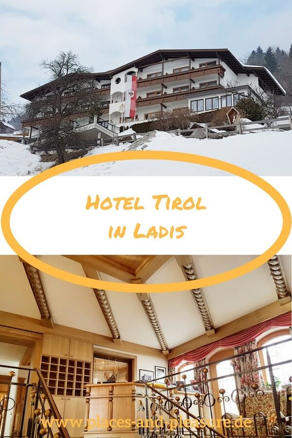 Du suchst ein gutes Hotel garni für deinen Urlaub in Serfaus Fiss Ladis? Dann kann ich das Hotel Tirol in Ladis empfehlen. Helle, gemütliche Zimmer und Aufenthaltsräume, nette Gastgeber, ein gutes Frühstück und an zwei Tagen in der Woche eine kleine Abendkarte mit Leckereien – all das findest du dort. Und die Seilbahn Richtung Sonnenburg und weiter nach Fiss erreichst du in knapp zehn Minuten zu Fuß. #Ladis #Tirol #Hoteltipp