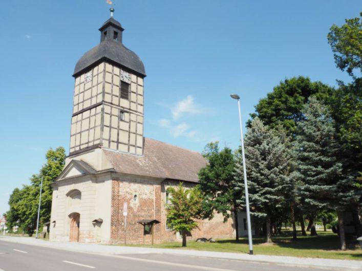 Dorfkirche von Wust im Elb-Havel-Winkel