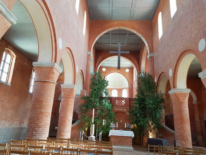 die Klosterkirche im Kloster Jerichow