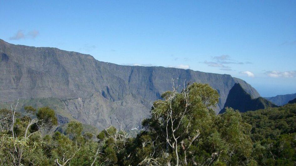 Plateau Le Serre auf der Insel La Réunion