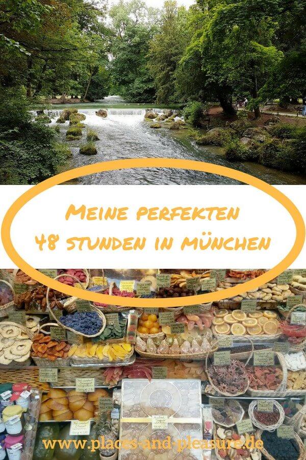 Bayrische Gemütlichkeit, schicke Geschäfte, gute Restaurants und ein Magic Theater – wo wir dies immer wieder in der Stadt genießen, erfährst du in meinen 48 perfekten Stunden in München. #München #Städtereisen #Tipps #GuteAdressen #Restauranttipps #Hoteltipps