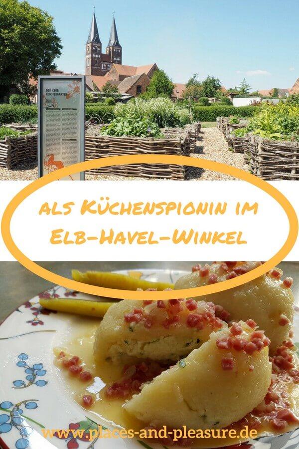 Werbung | Gar nicht so weit von Berlin entfernt, liegt der Elb-Havel-Winkel. Noch ziemlich unbekannt hat diese Region in der Altmark einige Schätze zu bieten. Welche das sind, erfährst du bei mir im Beitrag. Obendrauf gibt's noch ein Kocherlebnis als Küchenspionin und das Rezept für die Berheè. #ElbHavelWinkel #Altmark #Küchenspione #Rezept #Reisen #Ausflugstipp
