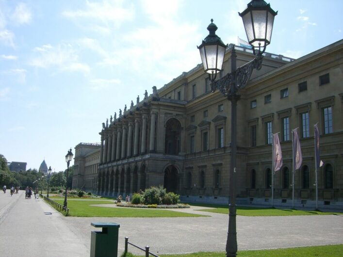 Residenz am Hofgarten in München