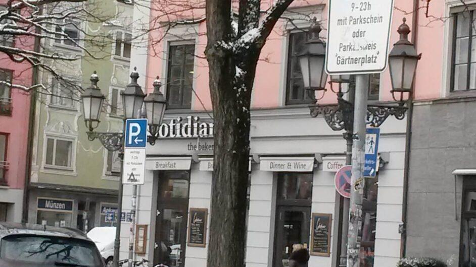Restaurant Cotidiano am Gärtnerplatz in München