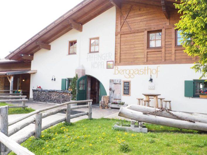 Bergasthof Piffinger Köpfl