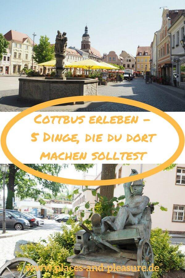 (Werbung) Nicht weit entfernt von Berlin ist Cottbus mehr als nur einen Ausflug wert. Was du dort unbedingt unternehmen solltest, erfährst du bei mir im Beitrag. #Cottbus #Reisetipp #Ausflug