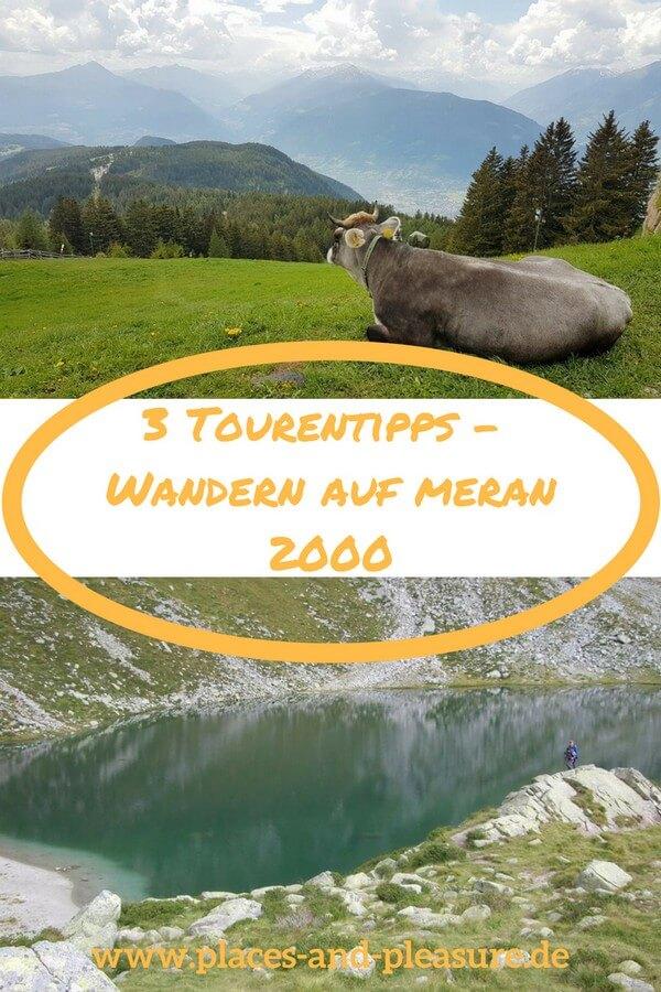 Wandern auf Meran 2000 – wenn du ein wunderschönes Panorama genießen möchtest, bist du hier richtig. Und obwohl du auf Meran 2000 im Hochgebirge unterwegs bist, findet hier jeder die richtige Wanderung für die eigenen Ansprüche. 3 Tourentipps findest du hier. #Wandern #Wandertipps #Meran2000 #Südtirol