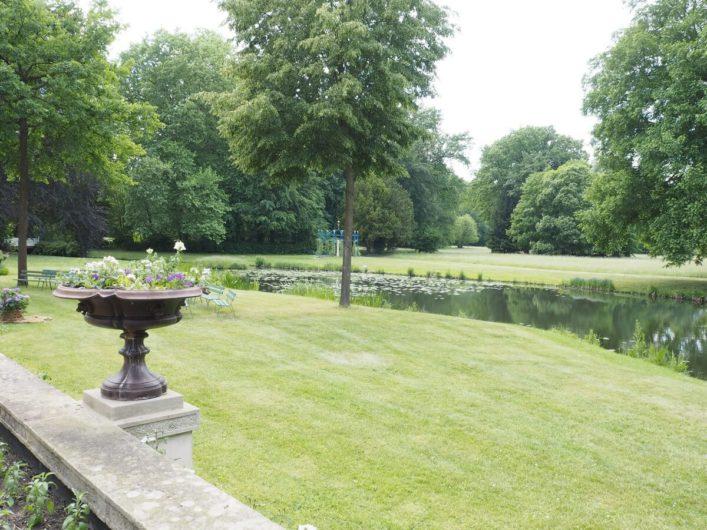 Wasserlandschaften im Park Branitz