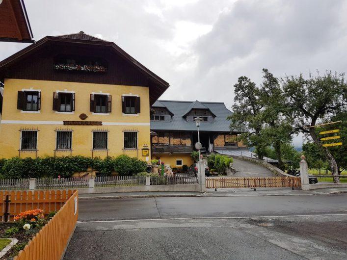 Bauernhof Brandstätter in Mauthen