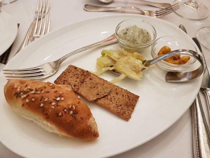 Karnische Kostproben als Gruß aus der Küche in der Genusswerkstatt von Sissy Sonnleitner