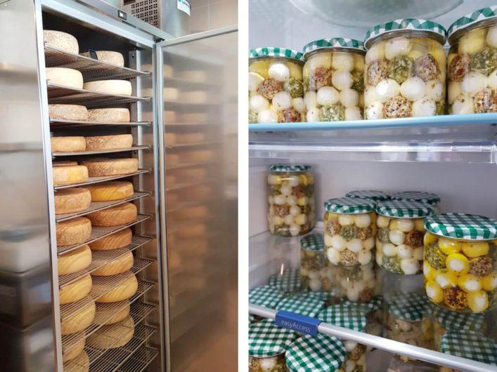 Käse vom Jörgishof im Lesachtal