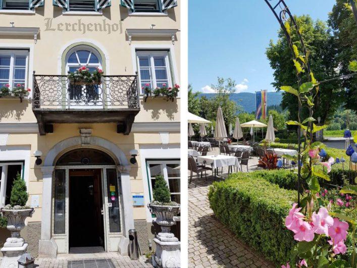Hotel Schlössl Lerchenhof in Hermagor in Kärnten