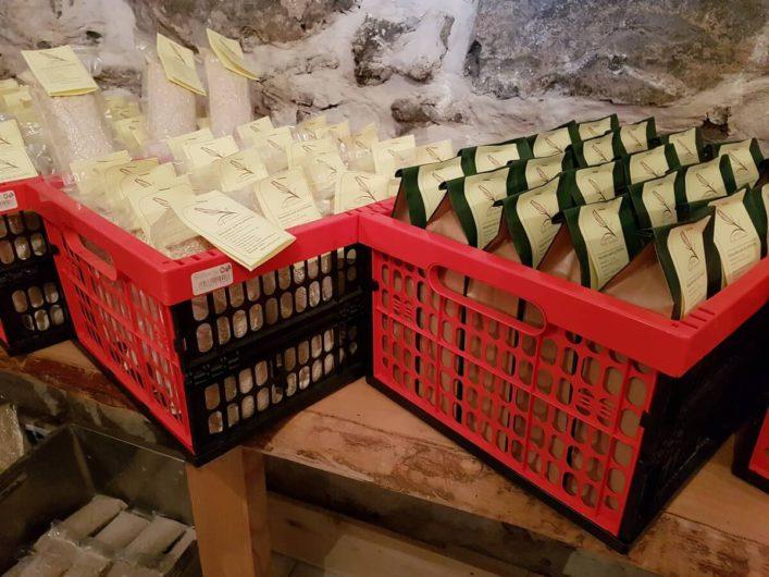 Maisgrieß und Maismehl aus dem Gailtaler weißen Landmais von Sepp Brandstätter