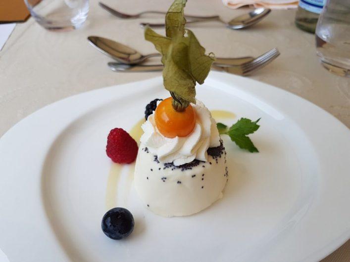 Dessert im Hotel Sunnwies