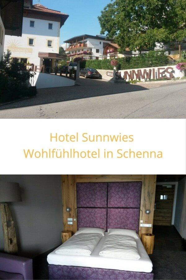 Das Hotel Sunnwies in Schenna - ein Gefühl wie Nach-Hause-kommen. Lest mehr über gemütliche Suiten, kulinarische Highlights und Aktivitäten. #Schenna #Meranerland #Südtirol #Hoteltipp