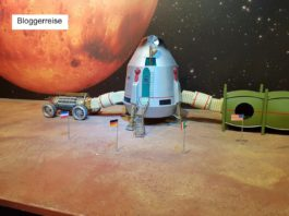 Raumfahrtstadt Bremen mit Besuch von Airbus