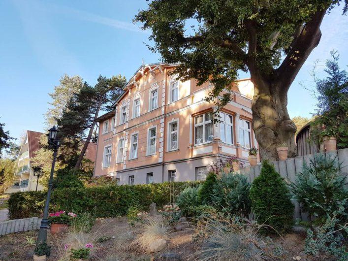 Villa Anemone vom Hotel Villen im Park Bansin