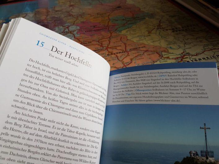 Kapitel über Wanderung zum Hochfelln