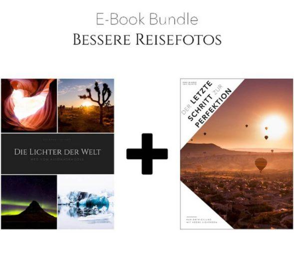 die Cover der beiden E-Books aus dem Bundle von Lichter der Welt