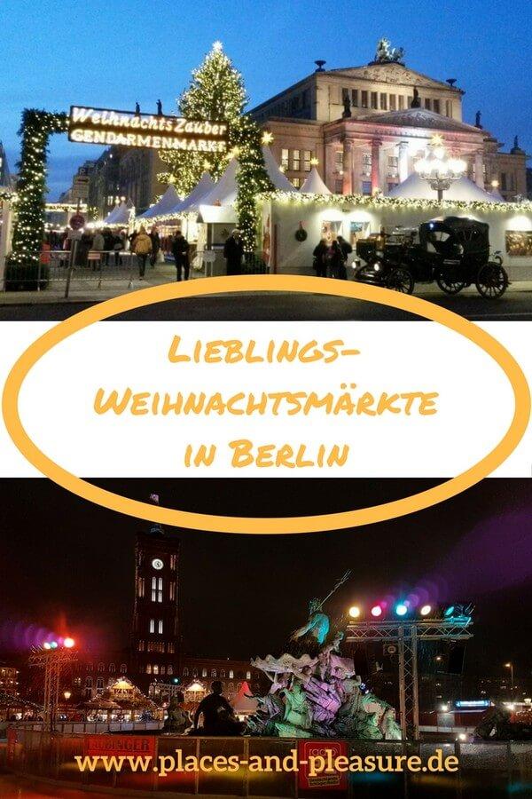 Weihnachtsmärkte - jeder hat seine Besonderheiten, jeder seine ganz eigene Atmosphäre. Lerne meine zwei liebsten Weihnachtsmärkte in Berlin kennen. #Weihnachtsmarkt #Berlin #Reisetipps