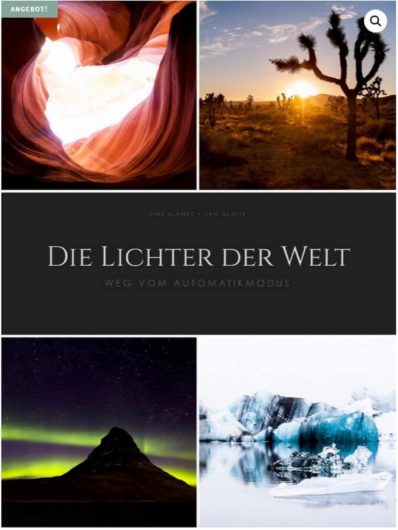 "Cover des E-Books ""Weg vom Automatikmodus"""
