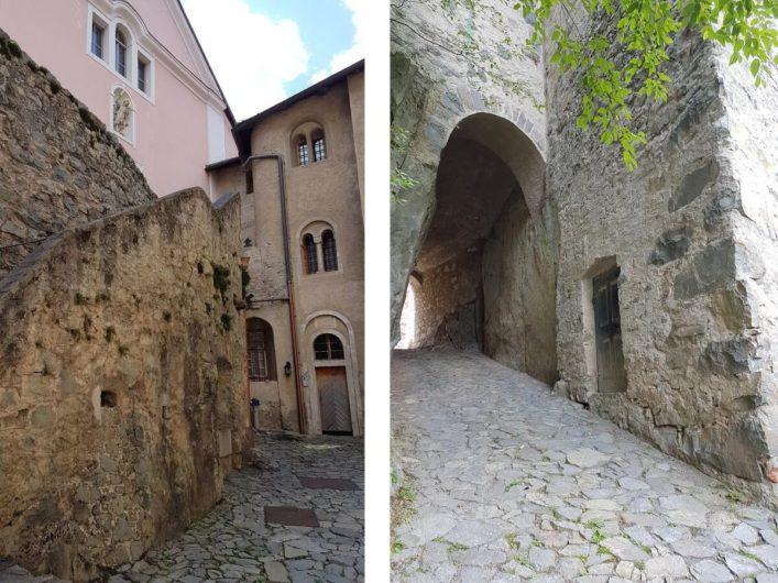 auf dem Klosterhügel von Kloster Säben
