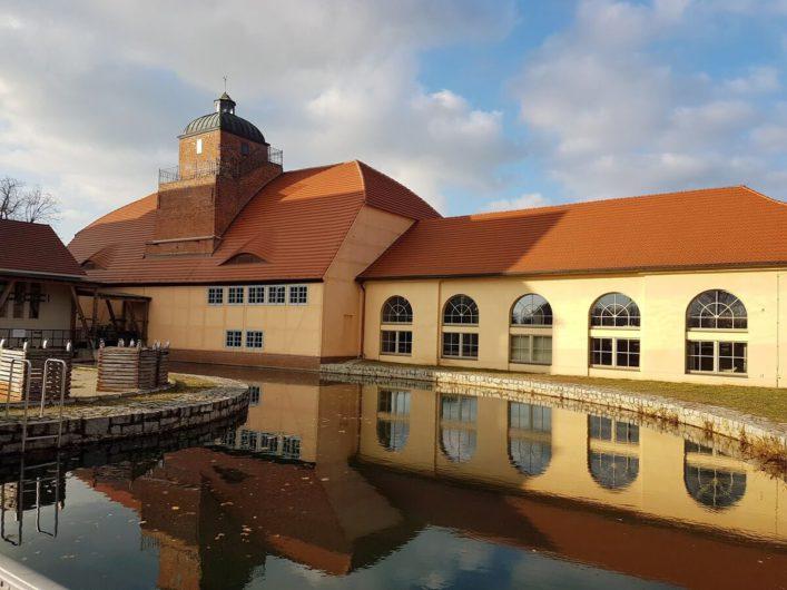Eisenhütten- und Fischereimuseum in Peitz