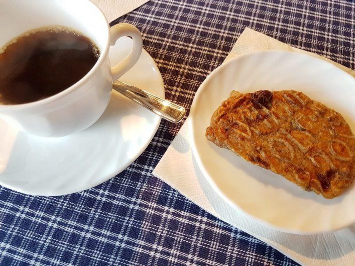 Klemmkuchen und Kaffee im Eisenhüttenmuseum Peitz