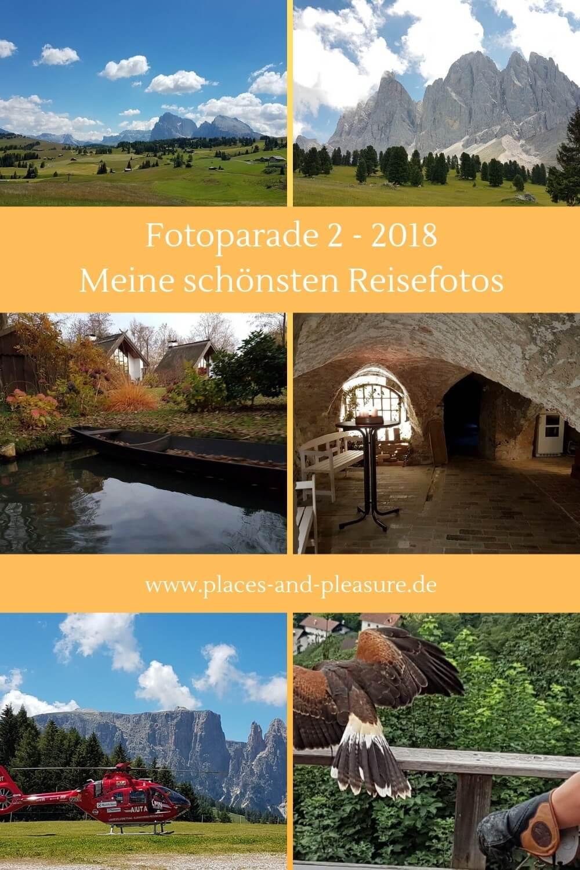 Südtirol, Spreewald und Bremen – so heißen die Regionen, aus denen meine schönsten Fotos im zweiten Halbjahr 2018 kommen. Mehr erfährst du im Blog. #FopaNet