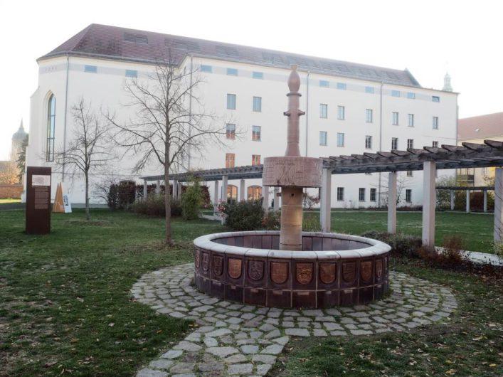 ehemalige Justizvollzugsanstalt in Luckau
