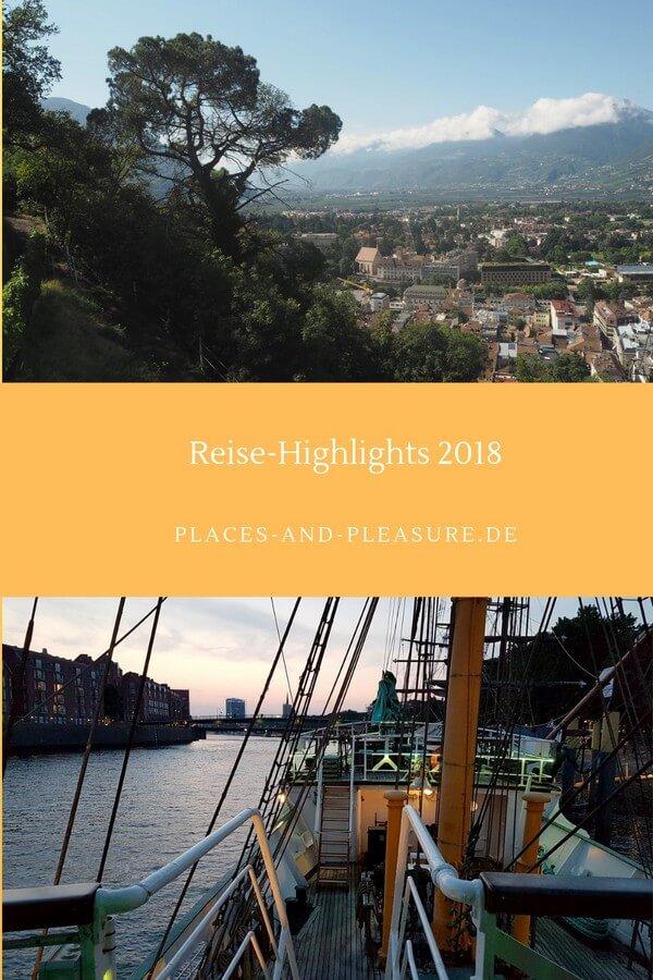 Tolle Reisemomente bei Winter- und Sommerreisen, Tagestouren, auf Weihnachtsmärkten – lass dich inspirieren von meinen Reise-Highlights 2018. #Reisen #ReiHigh2018 #Reiseinspiration