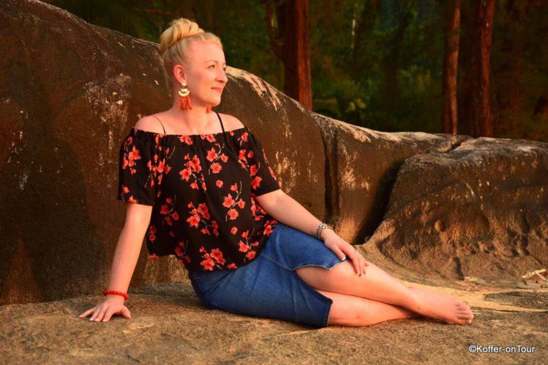 Katrin vom Reiseblog Koffer on Tour