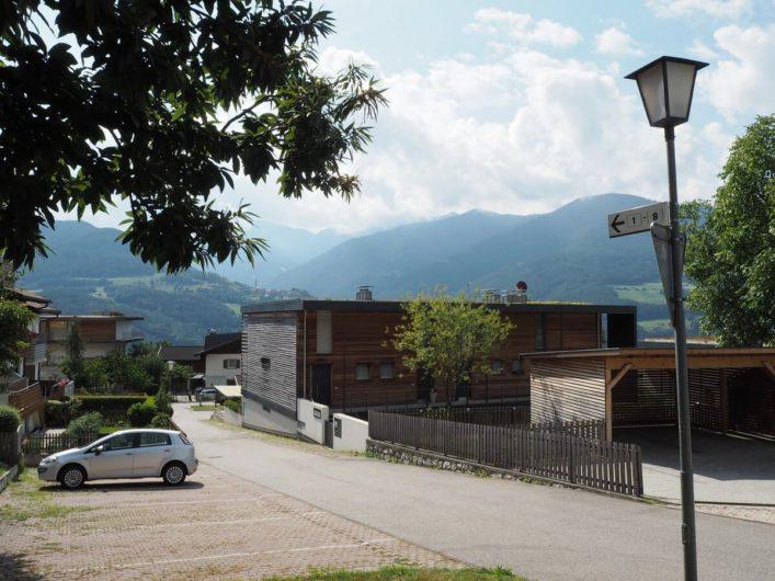 Parkmöglichkeit in Feldthurns
